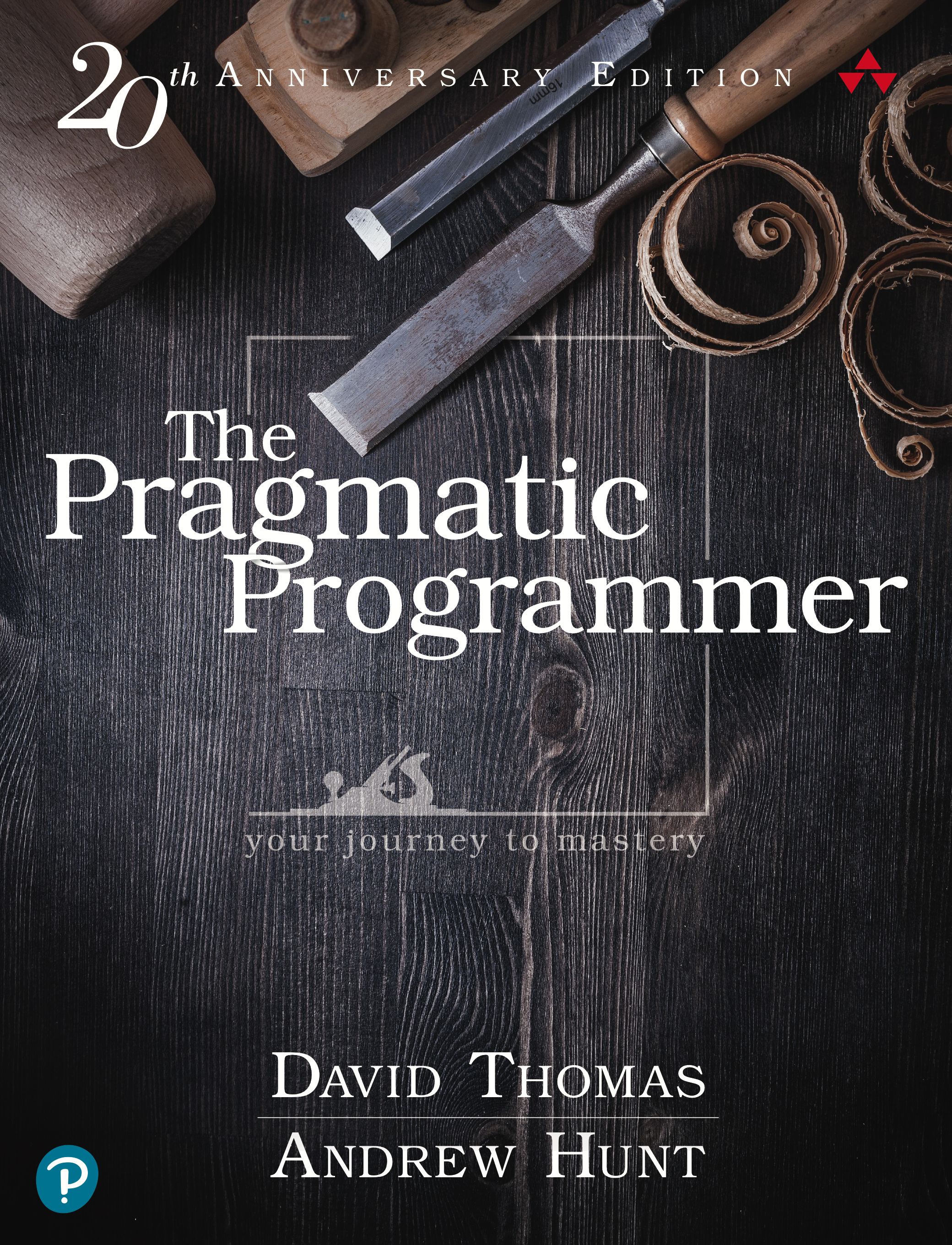 The Pragmatic Programmer book cover